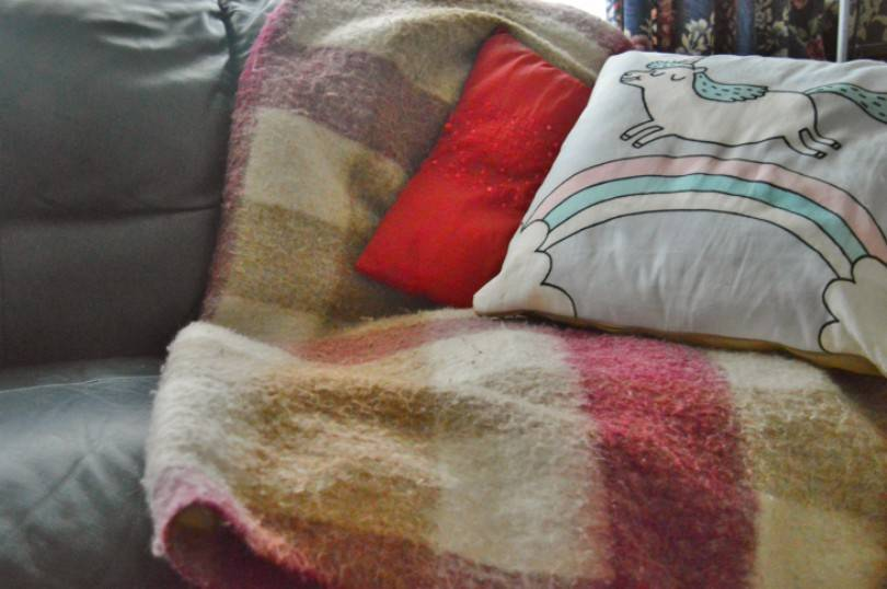 Five ways to make your home cosy this winter