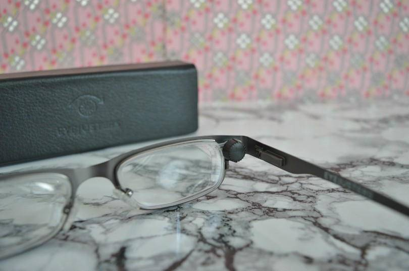 Eyejusters adjustable glasses