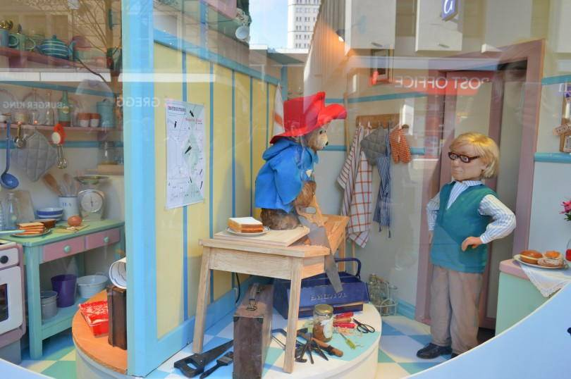 Fenwicks Christmas windows 2017