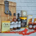 Fabulous Christmas hamper from Prestige Hampers
