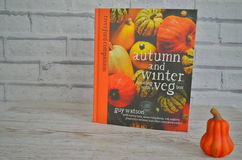 Riverford Autumn and Winter vegetable cookery book