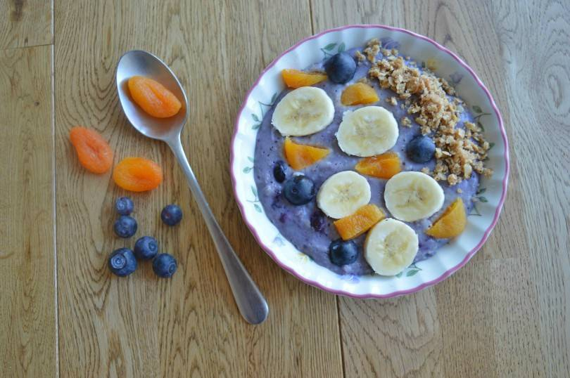 Porridge recipes for a cold morning