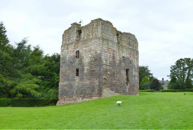 Etal Castle Gatehouse