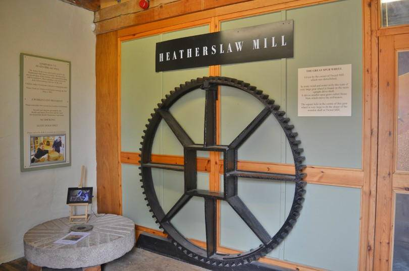 Heatherslaw corn mill
