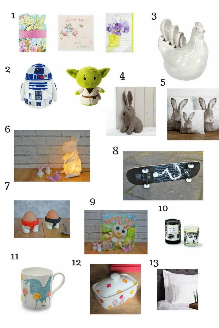 Alternative Easter Gift Ideas