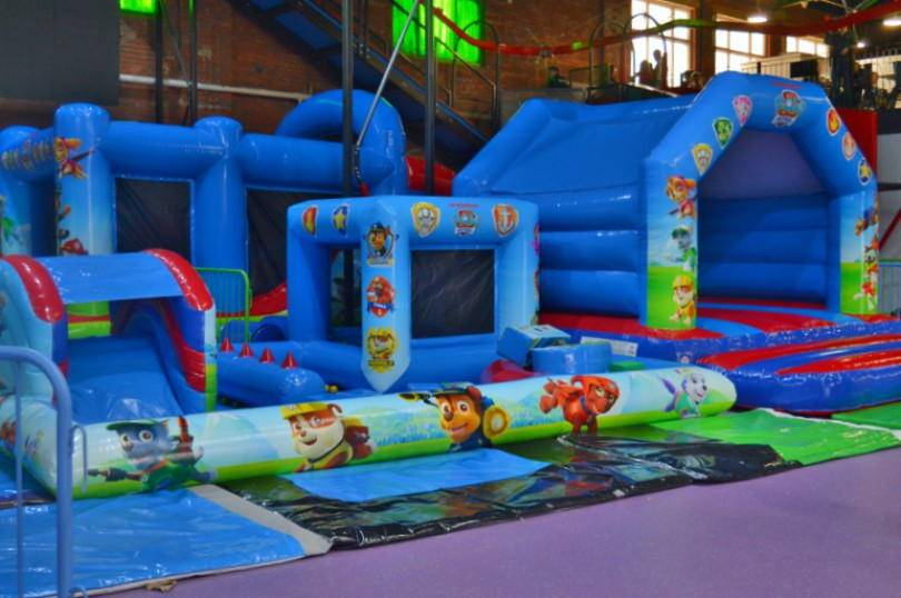 Toddler Zone at Inflataspace Newcastle
