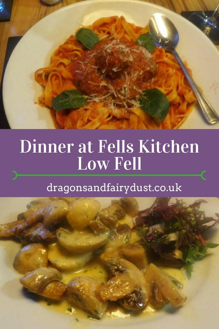 Dinner at Fells Kitchen. An authentic Italian in the heart of Low Fell. Read on to find out what we thought