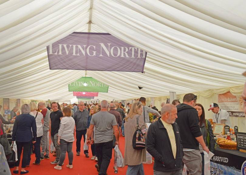 Living North Spring Fair