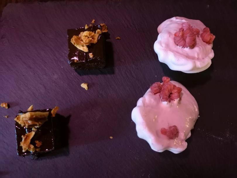 Desserts at Mr Petit