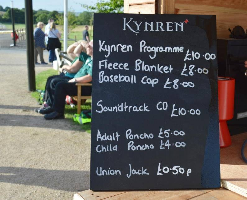 soveneirs at kynren