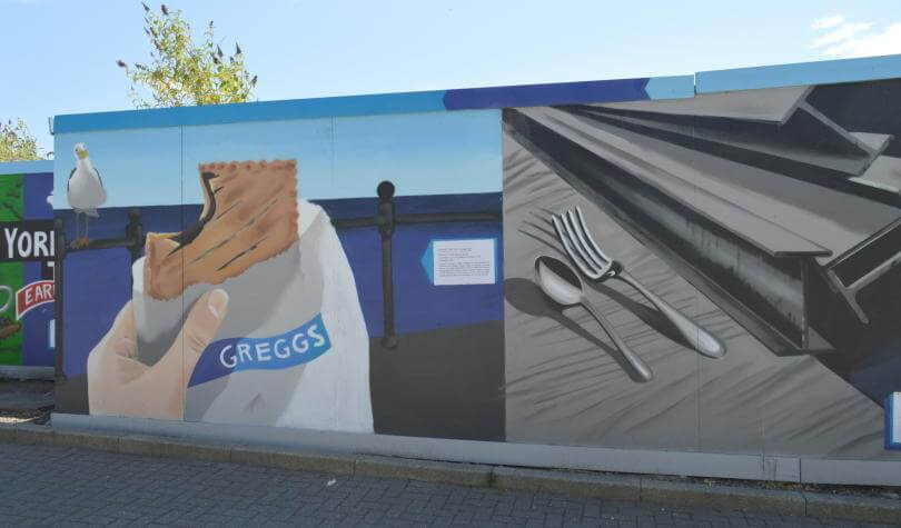 Greggs pasty - fifty northern icons