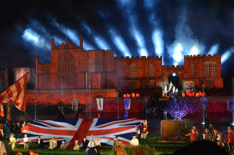 Visiting Kynren – An epic tale of England