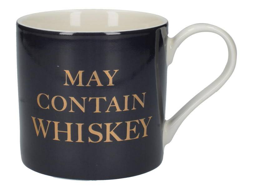 May contain whisky mug