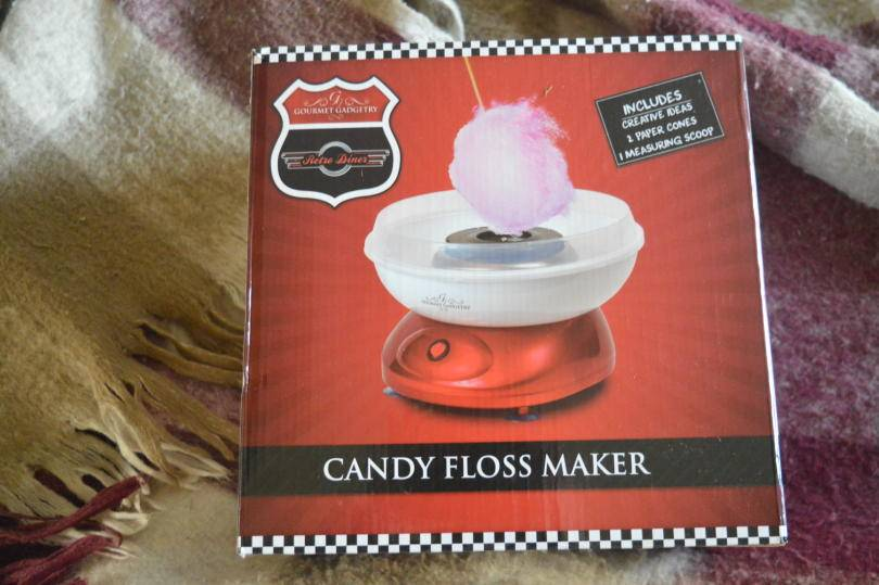 CAndy floss maker in a box
