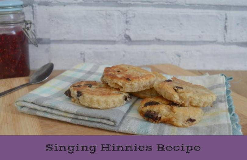 Singing Hinnies: A Northumberland Fried Scone