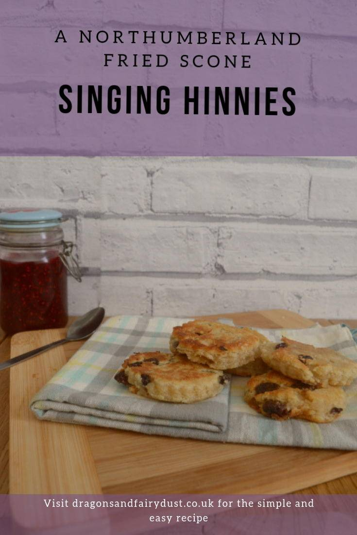 Singing hinnies on a cloth with a jar of jam