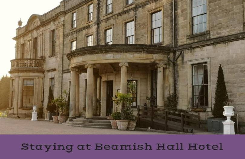 Staying at Beamish Hall Hotel with Red Letter Days