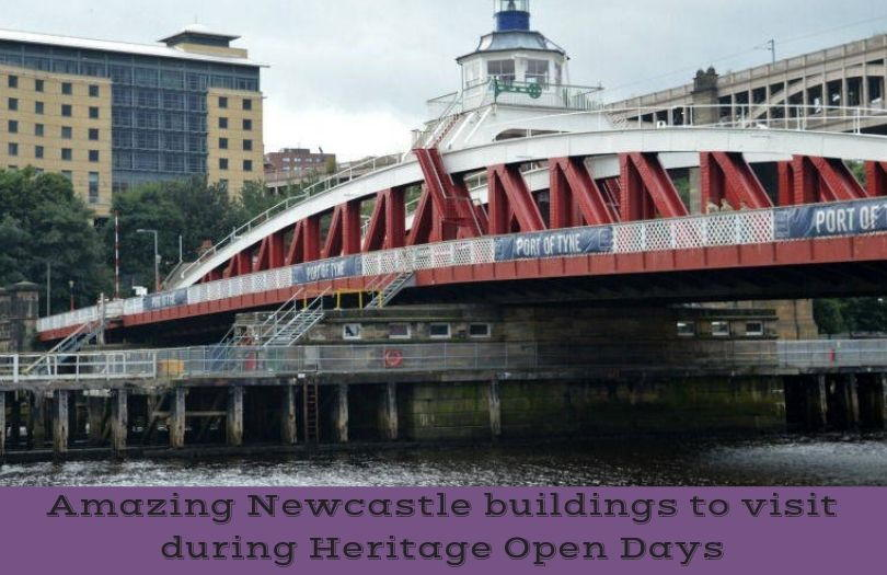 Newcastle swing bridge