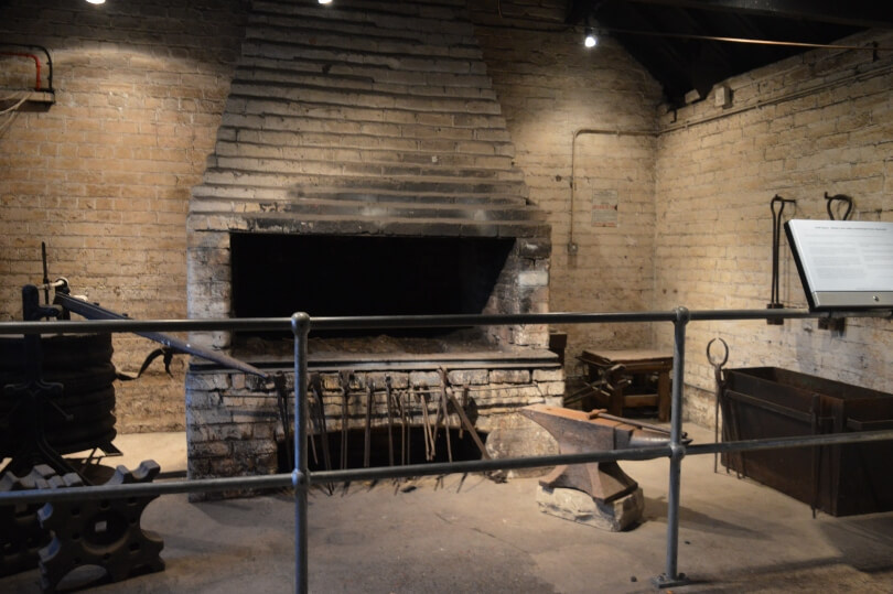 forge at woodhorn